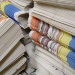 Newspaper Bundles